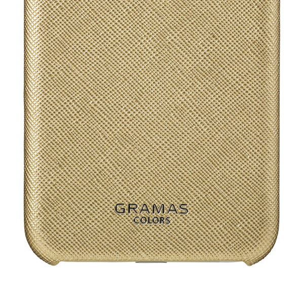 GRAMAS COLORS Quadrifoglio Shell PU Leather Case for iPhone 8 / 7 / 6s / 6