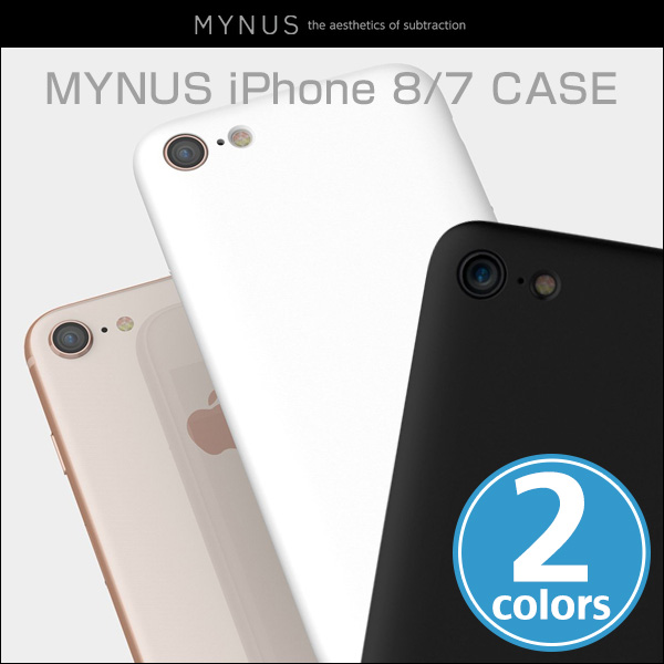 MYNUS ケース for iPhone 8 / 7
