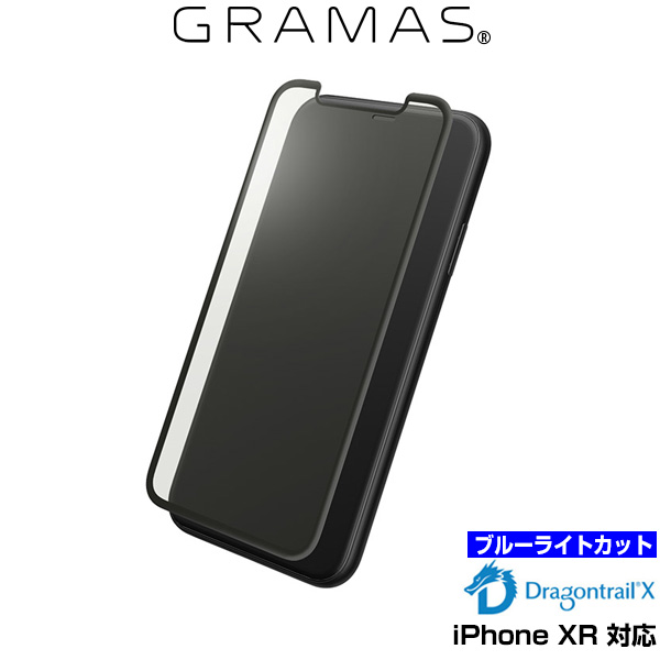 GRAMAS Protection 3D Full Cover Glass BC for iPhone XR