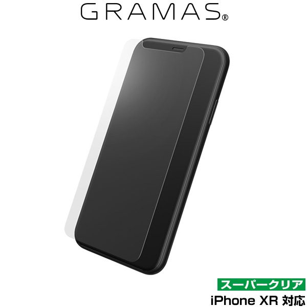 GRAMAS Protection Glass Normal for iPhone XR