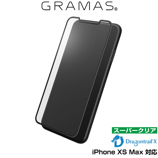 GRAMAS Protection 3D Full Cover Glass  Normal for iPhone XS Max