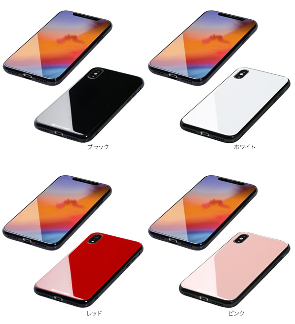 カラー Hybrid Case Etanze for iPhone XS Max