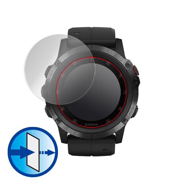 GARMIN fenix 5X Plus (2枚組)