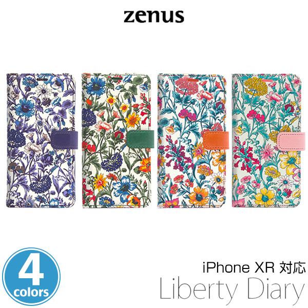 Zenus Liberty Diary for iPhone XR