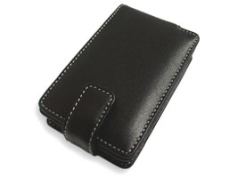 PDAIR Leather Case for iPod classic/5G 縦開きタイプ