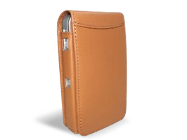Piel Frama PDA Leather Case for LifeDrive