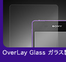 OverLay Glass for Xperia (TM) Z2 SO-03F
