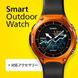 ★Smart Outdoor Watch WSD-F10★